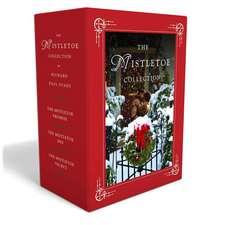 The Mistletoe Christmas Novel Box Set:  The Mistletoe Promise, the Mistletoe Inn, and Untitled Christmas Book