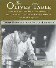 Olives Table