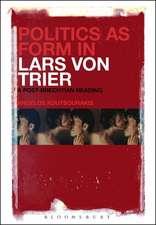 Politics as Form in Lars von Trier: A Post-Brechtian Reading
