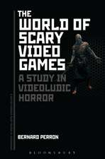 The World of Scary Video Games: A Study in Videoludic Horror