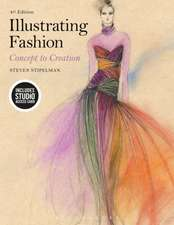 Illustrating Fashion: Bundle Book + Studio Access Card