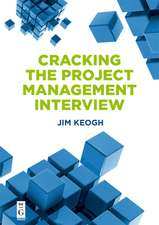 Cracking the Project Management Interview
