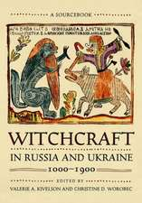 Witchcraft in Russia and Ukraine, 1000-1900
