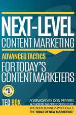 Next-Level Content Marketing