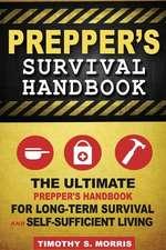 Prepper's Survival Handbook