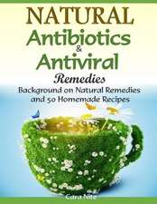 Natural Antibiotics & Antiviral Remedies