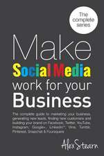 Make Social Media Work for Your Business