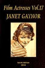 Film Actresses Vol.17 Janet Gaynor
