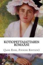 Kotiopettajattaren Romaani (Jane Eyre, Finnish Edition)