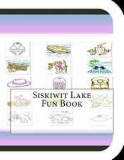 Siskiwit Lake Fun Book
