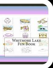Whitmore Lake Fun Book
