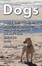Dogs Have a Way of Finding the People That Need Them