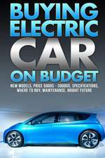 Buying Electric Car on Budget