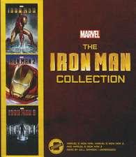 The Iron Man Collection:  Iron Man, Iron Man 2, and Iron Man 3; The Junior Novelizations