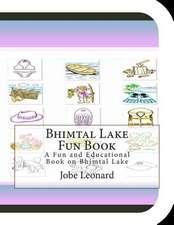 Bhimtal Lake Fun Book