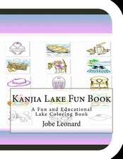 Kanjia Lake Fun Book