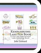 Kempambudhi Lake Fun Book