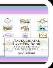Naukuchiatal Lake Fun Book