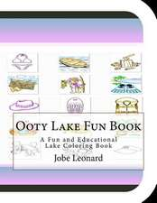 Ooty Lake Fun Book
