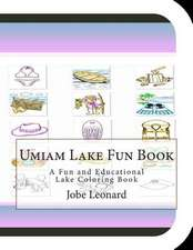 Umiam Lake Fun Book