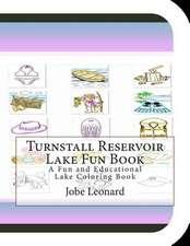 Turnstall Reservoir Lake Fun Book