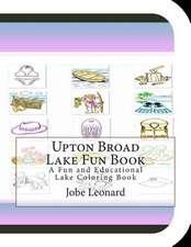 Upton Broad Lake Fun Book