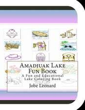 Amadjuak Lake Fun Book