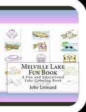 Melville Lake Fun Book