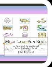 Milo Lake Fun Book