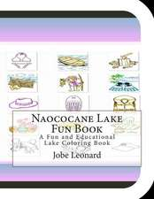 Naococane Lake Fun Book