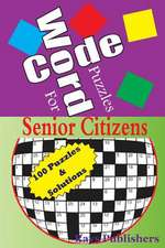 Code Word Puzzles for Senior Citizens