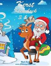 Kerst Kleurboek 3 & 4