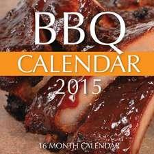 BBQ Calendar 2015