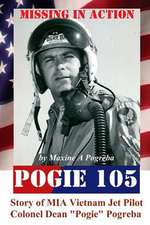 Pogie 105 Missing in Action