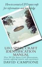 UFO Space Craft Identification Manual