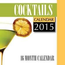 Cocktails Calendar 2015