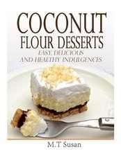 Coconut Flour Desserts