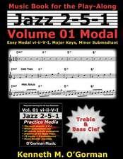Jazz 2-5-1 Volume 01 Modal