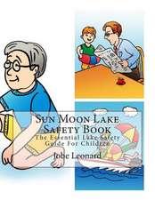Sun Moon Lake Safety Book