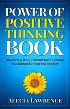 Power of Positive Thinking Book