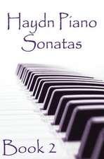 Haydn Piano Sonatas Book 2