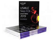 USMLE Step 2 CK Lecture Notes 2019: 5-book set
