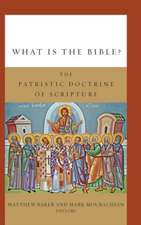 What Is the Bible?:  The Augsburg Confession and the Heart of Christian Theology