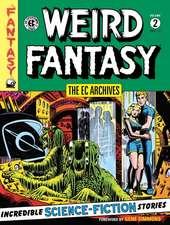 Ec Archives, The: Weird Fantasy Volume 2