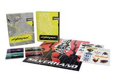 WORLD OF CYBERPUNK 2077 DELUXE EDITION T