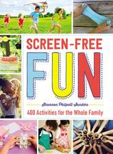 Screen-Free Fun