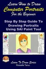 Learn How to Draw Computer Portraits for the Beginner