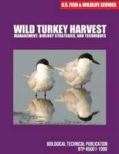 Wild Turkey Harvestmanagement