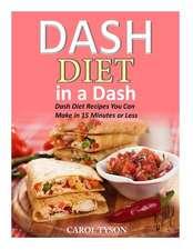 Dash Diet in a Dash