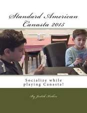 Standard American Canasta 2015
